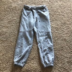 Free people the movement sweatpants fold down s